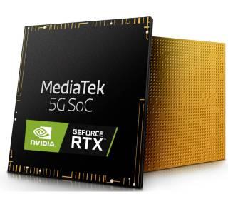 MediaTek avec Nvidia RTX 30 : main dans la main pour créer une puce ARM pour smartphones et Chromebook