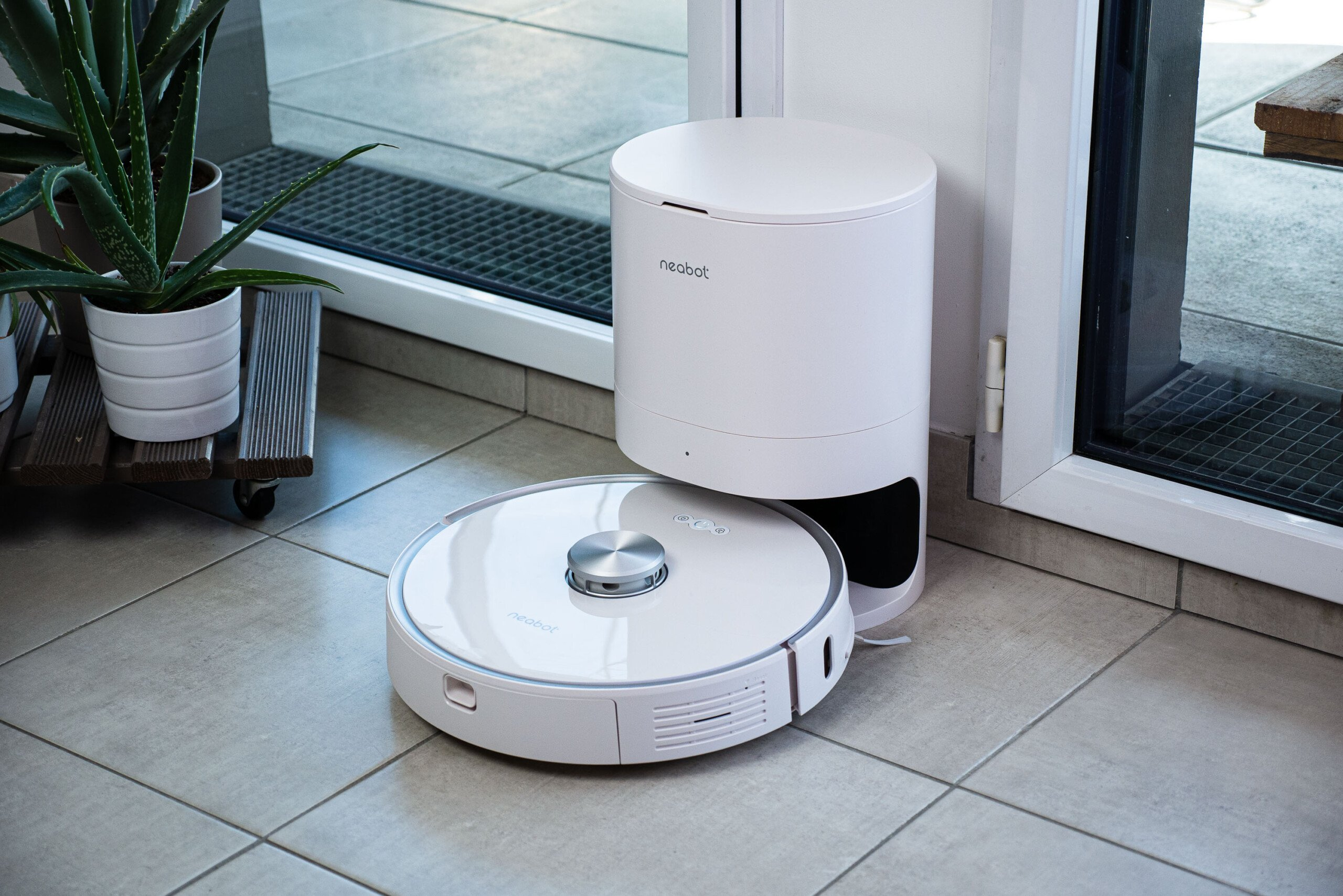 Test du robot aspirateur Neabot NoMo : simple et efficace