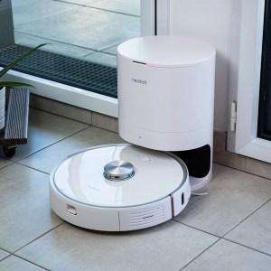 Test du robot aspirateur Neabot NoMo : simple et efficace
