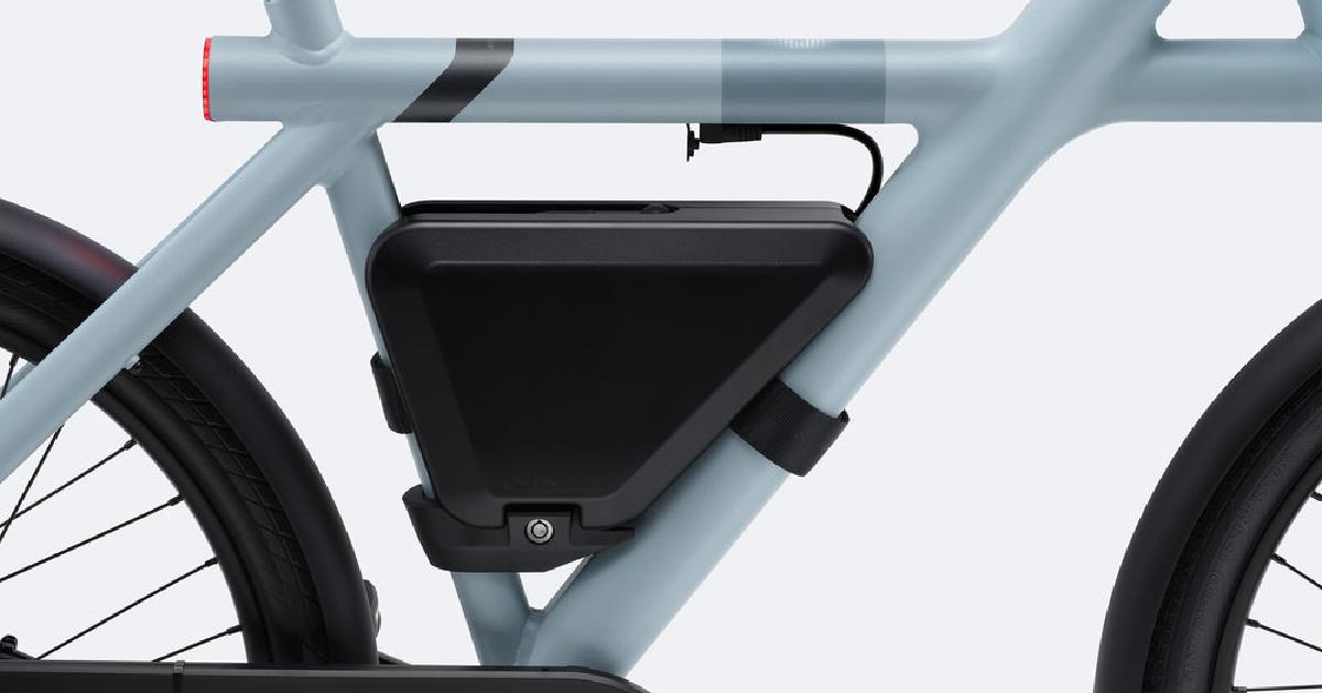 VanMoof invente la PowerBank pour vélo électrique… et gagne 100km d'autonomie