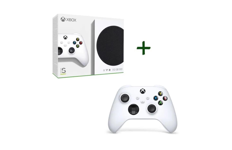 Xbox Series S : cette console next-gen est en promo dans un pack