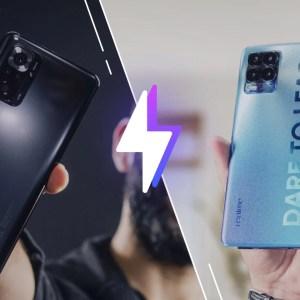 Xiaomi Redmi Note 10 Pro vs Realme 8 Pro: lequel est le meilleur smartphone?