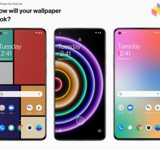 OnePlus WellPaper : des fonds d'écran pour passer moins de temps sur l'écran