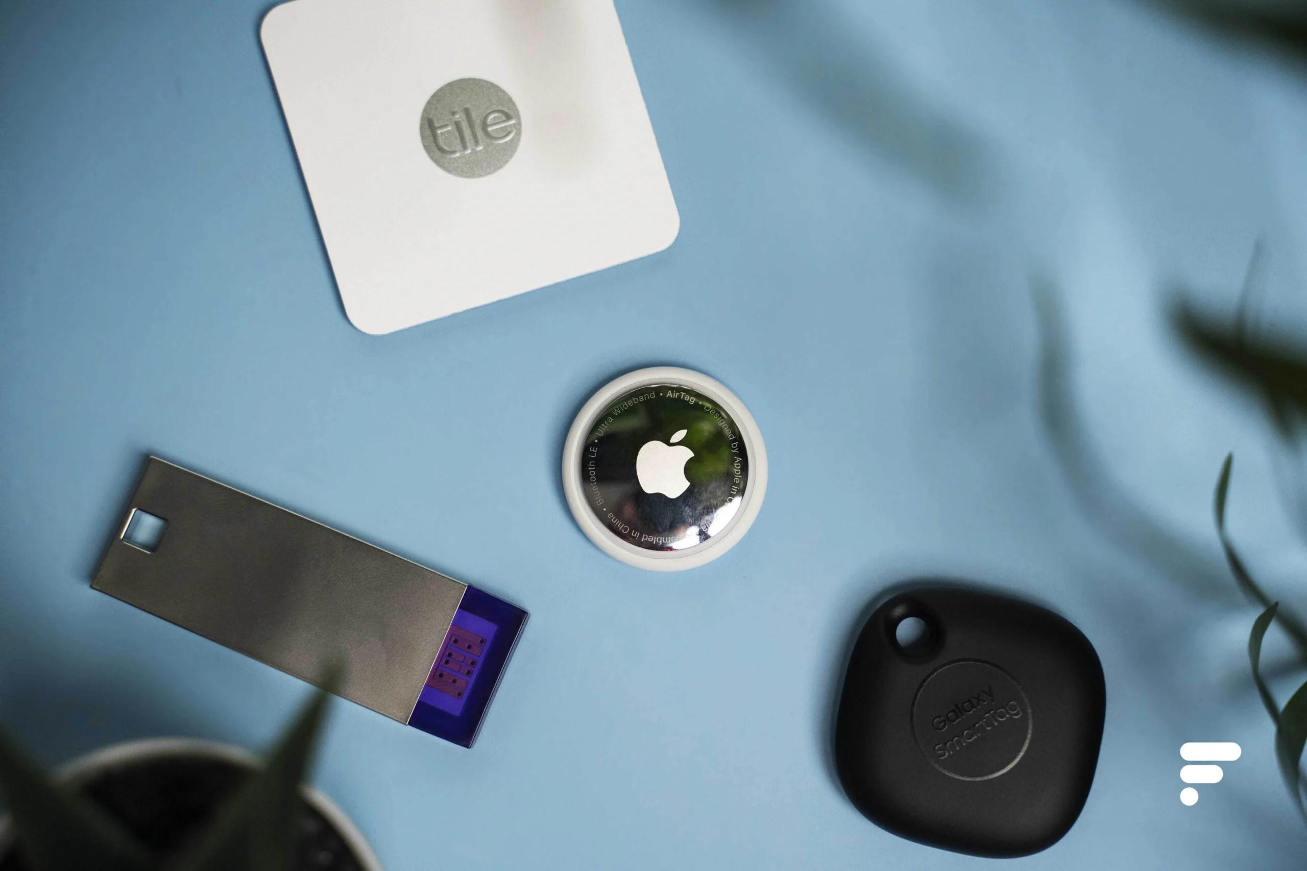 AirTag, Galaxy SmartTag, Tile… Quel porte-clés connecté choisir ?