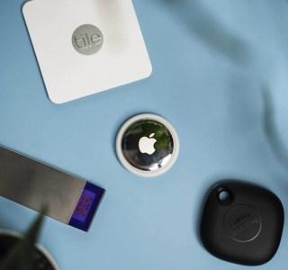 Les AirTags sont essentiellement une enceinte Bluetooth miniature