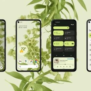 Android 12 : l'application Google Contacts se met à jour avec l'interface Material You