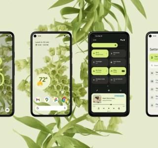 Android 12 arrive en bêta, avec un design personnalisé selon vos goûts