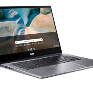 Acer Spin 514 : ce Chromebook doté d'une puce AMD est 200 € moins cher