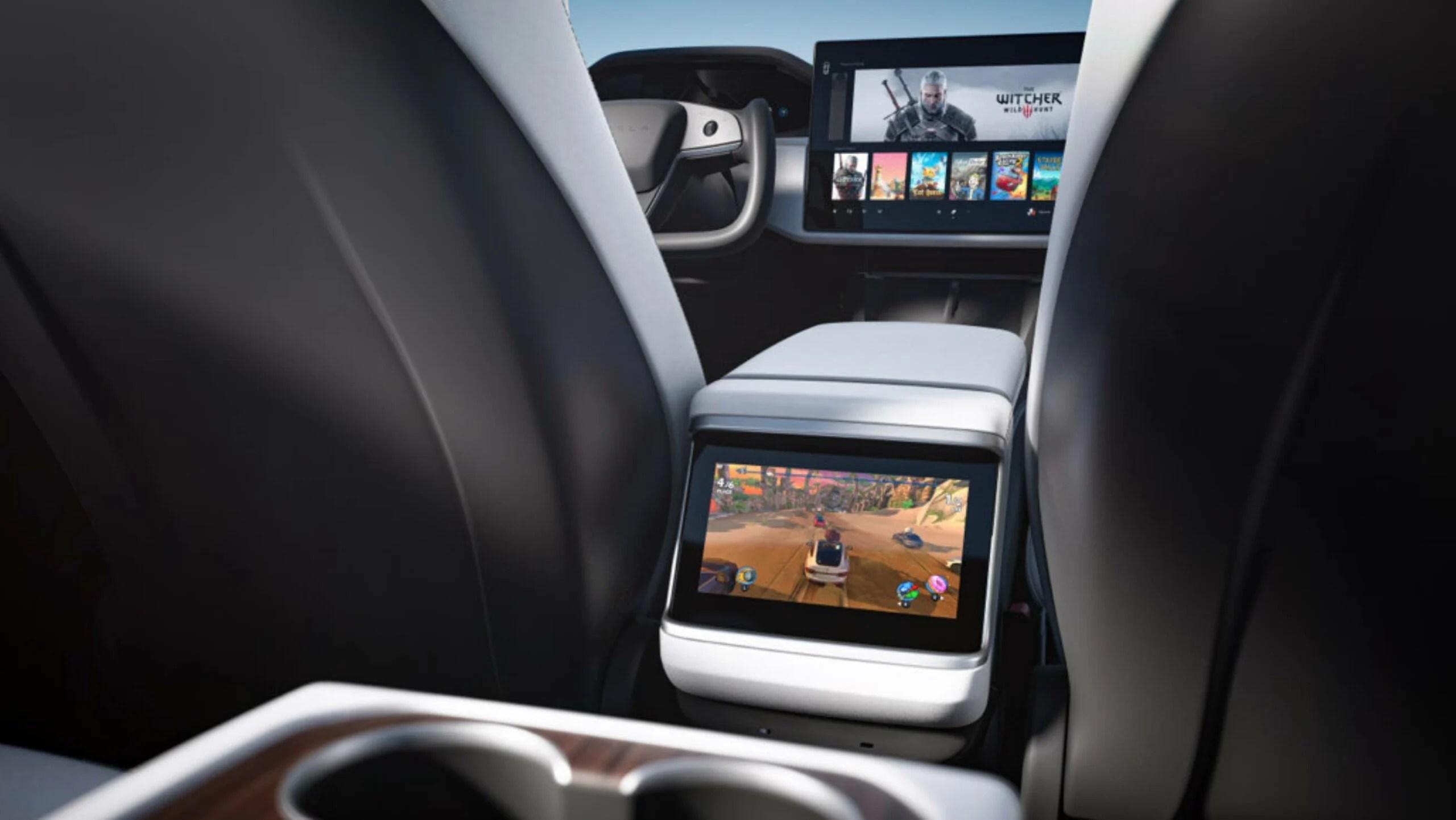 Model S Plaid : interface, espace, système audio, comment Tesla a pimpé son habitacle