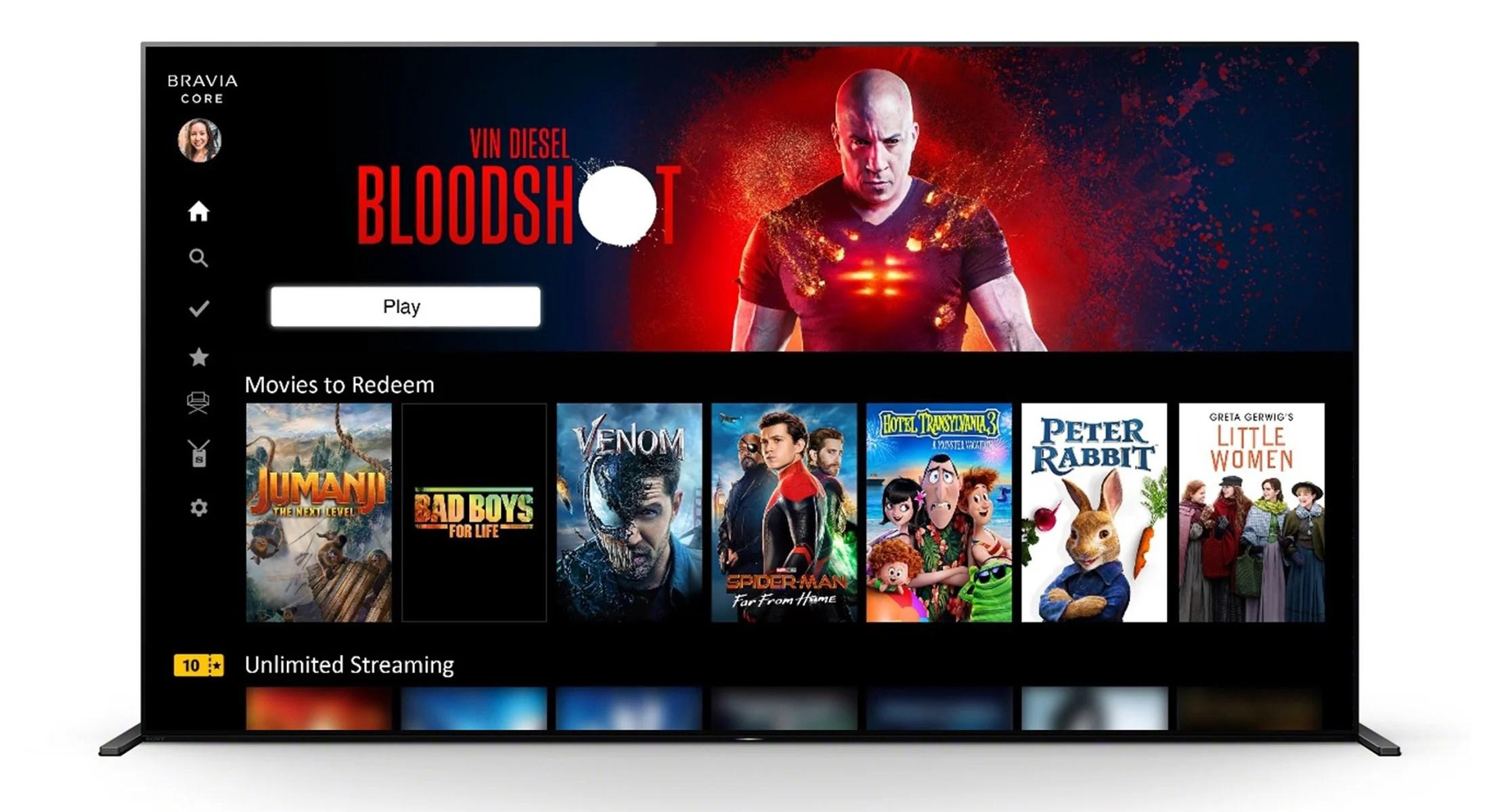 On a essayé Sony Bravia Core: la qualité Blu-ray en streaming est-elle convaincante?