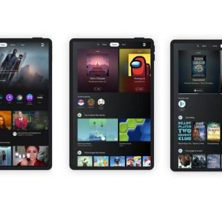Google tente un come-back d'Android sur le marché des tablettes avec Entertainment Space