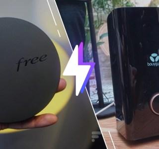 Free vs Bouygues: quelle est la meilleure offre quadruple play Fibre + 5G ?
