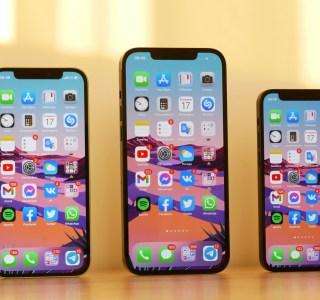 L'iPhone 12 écrase la concurrence, y compris Samsung et Xiaomi