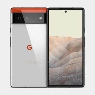 Google Pixel 6 : un meilleur aperçu du design et plus d'infos techniques apparaissent