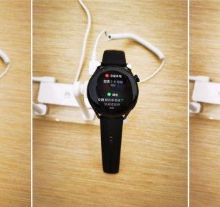 Des photos de la Huawei Watch3 laissent entrevoir Harmony OS