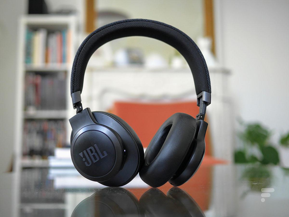 Test du JBL Live 660NC : Son son sonne si bon