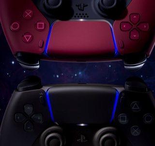 PS5: Sony annonce des manettes rouges et noires magnifiques