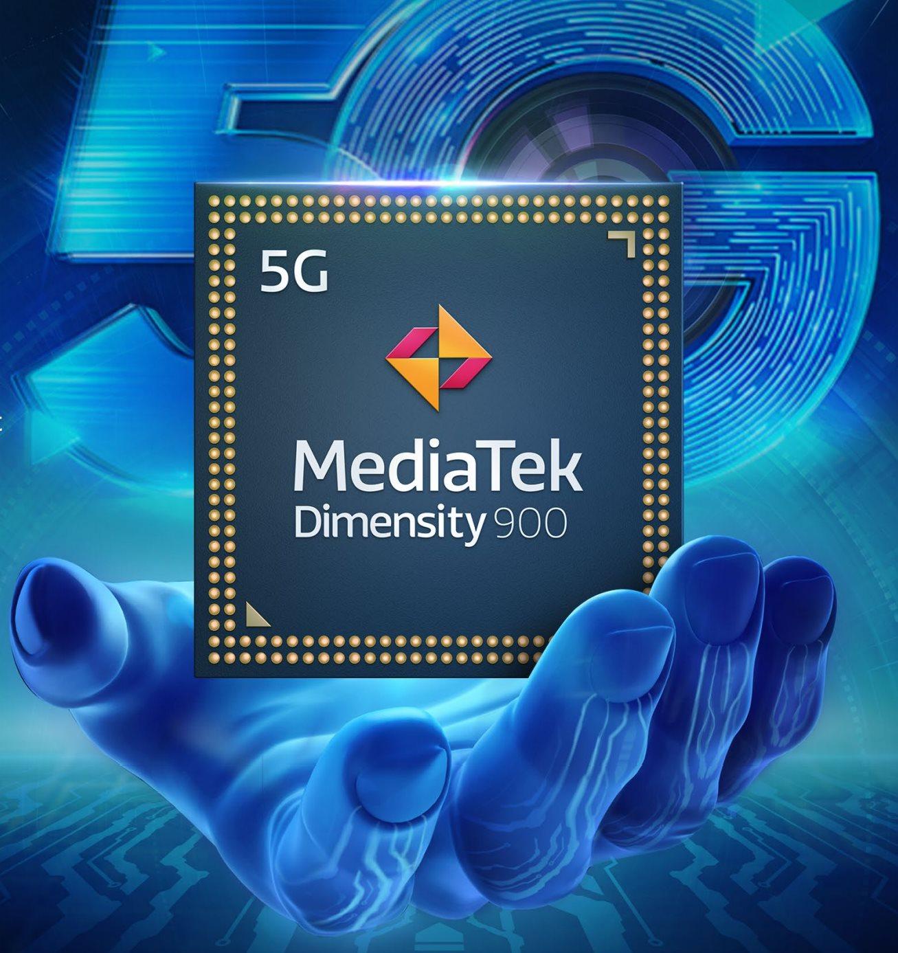 Le MediaTek Dimensity 900 5G arrive en 6 nm et promet du lourd pour les smartphones milieu de gamme