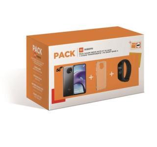 Ce pack Xiaomi Redmi Note 9T 5G + Coque + Mi Smart Band 4 est à 239 €