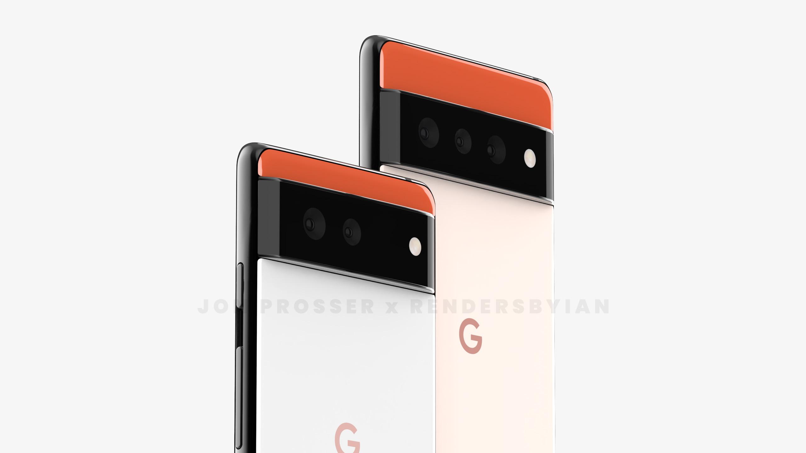 Que pensez-vous du design des Google Pixel6?