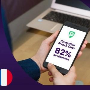 VPN : à seulement 21 euros pour un an, cet abonnement est la bonne affaire VPN des French Days