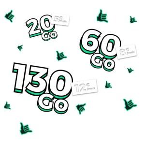 RED by SFR casse les prix de ses forfaits : 20 Go à 5€, 60 Go à 8€ et 130 Go à 12€
