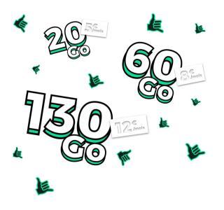 RED by SFR : le forfait 20 Go est à 5€/mois et le 130 Go à moitié prix