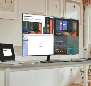 Smart Monitor : les écrans PC de Samsung ont presque tout de téléviseurs