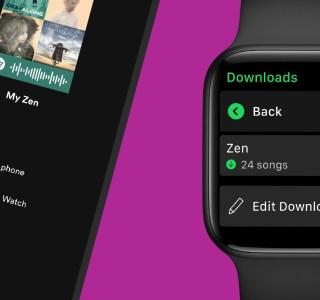 Spotify : le mode hors ligne arrive sur Apple Watch, voici comment en profiter