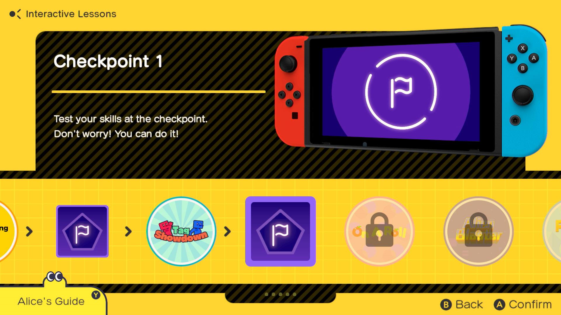 Nintendo Switch : créer vos propres jeux s'annonce fun, mais pas si simple