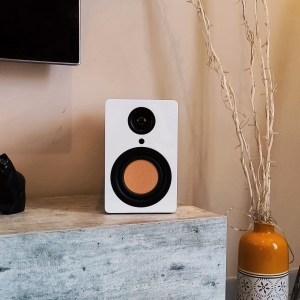 uStream One : Mitchell acoustics arrive avec un système hi-fi sans fil et connecté