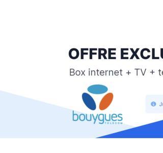 Bouygues Telecom : une vente privée fait diminuer vos factures Fibre/ADSL