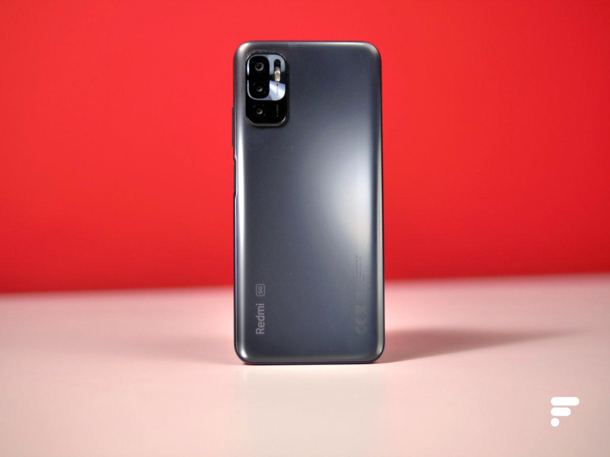 Test du Xiaomi Redmi Note105G: il se tire une balle dans le pied