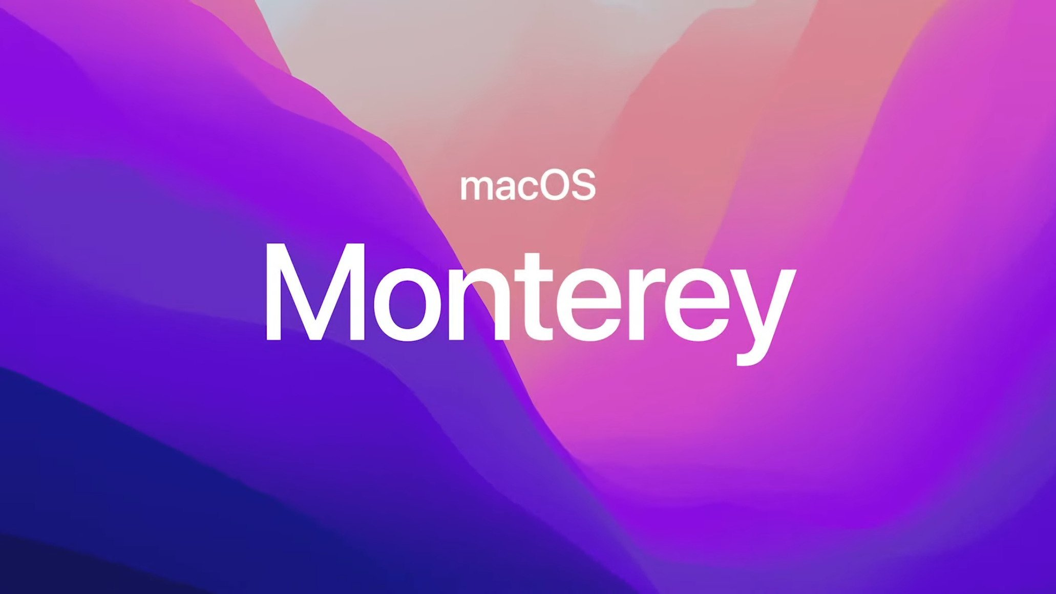 macOS Monterey: voici les Mac compatibles avec la mise à jour
