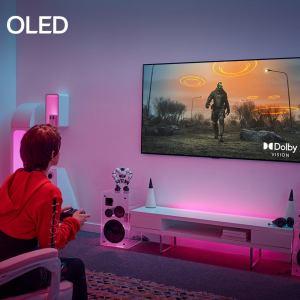 Les TV LG OLED 2021 vont supporter le Dolby Vision à 120 Hz, mais il n'y a aucun jeu vidéo compatible