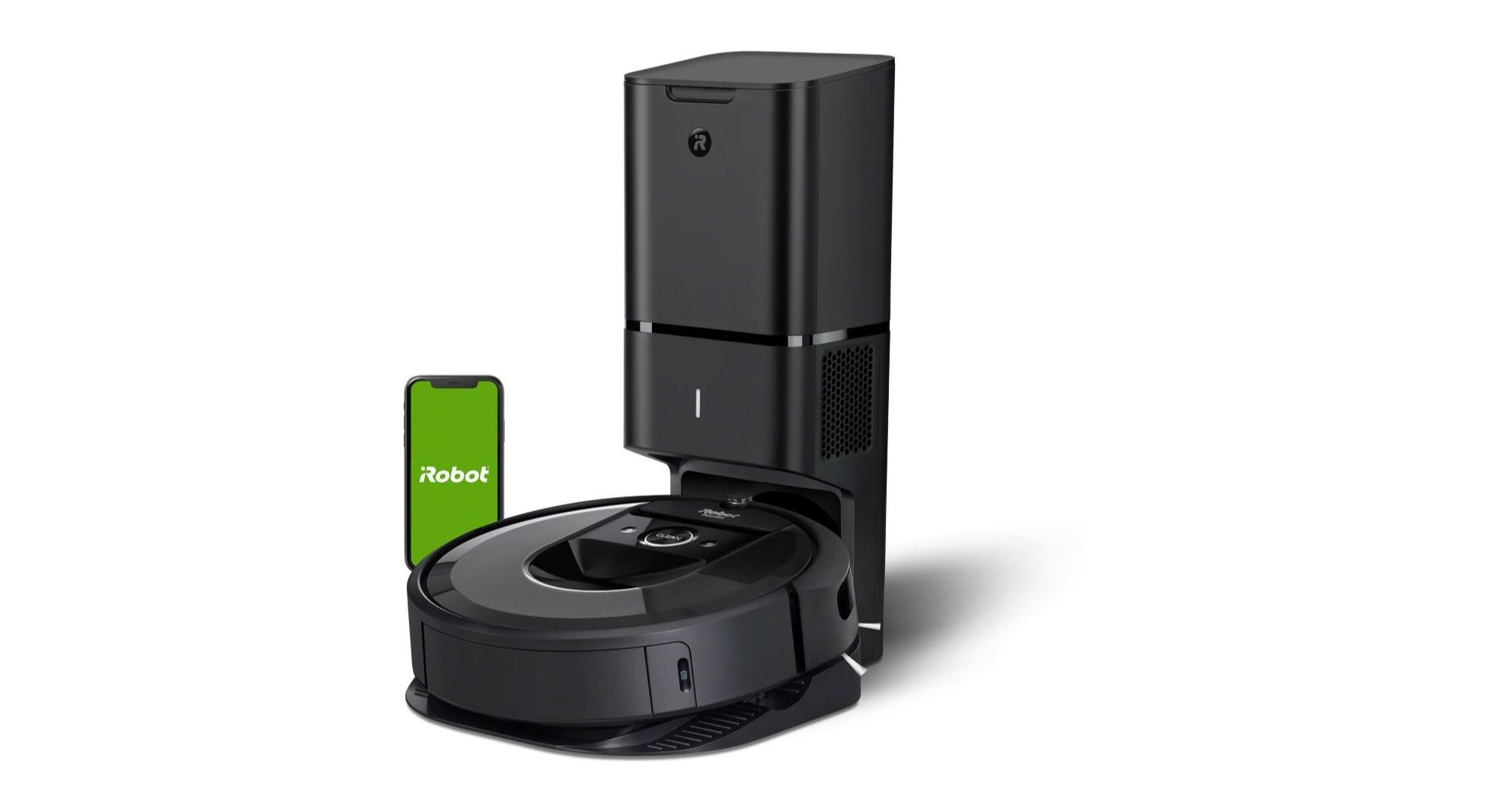 À moins de 700 euros, le robot aspirateur iRobot Roomba i7+ a rarement été aussi peu cher