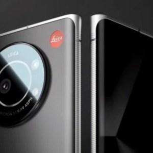 Leica, spécialiste de la photo, lance son propre smartphone… que vous connaissez déjà