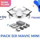 Le Prime Day permet d'économiser 130 € sur le pack DJI Mavic Mini Combo