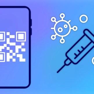 Pass sanitaire et QR Code pour les voyages et restaurants… Comment ça marche sur téléphone?