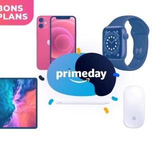 Apple participe au Prime Day avec des réductions inédites sur ses produits populaires
