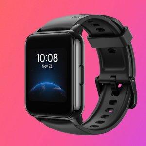 Realme Watch2 et Watch2 Pro officialisées: deux montres connectées aux prix très agressifs