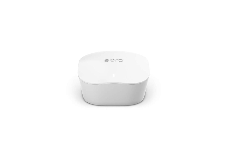 Amazon eero : le système Wi-Fi maillé est actuellement en promotion