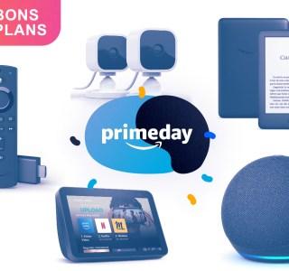 Amazon vend au rabais ses produits Echo, Blink et Kindle pendant le Prime Day