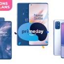 Les meilleurs smartphones OnePlus sont en promotion pour le Prime Day