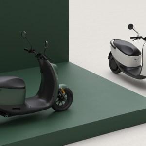 Unu: une autonomie à trois chiffres pour ce scooter électrique vintage