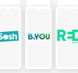 Sosh vs B&You vs RED : quel est le meilleur forfait 20 Go à petit prix ?