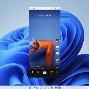 Windows11 va officiellement intégrer les applications Android