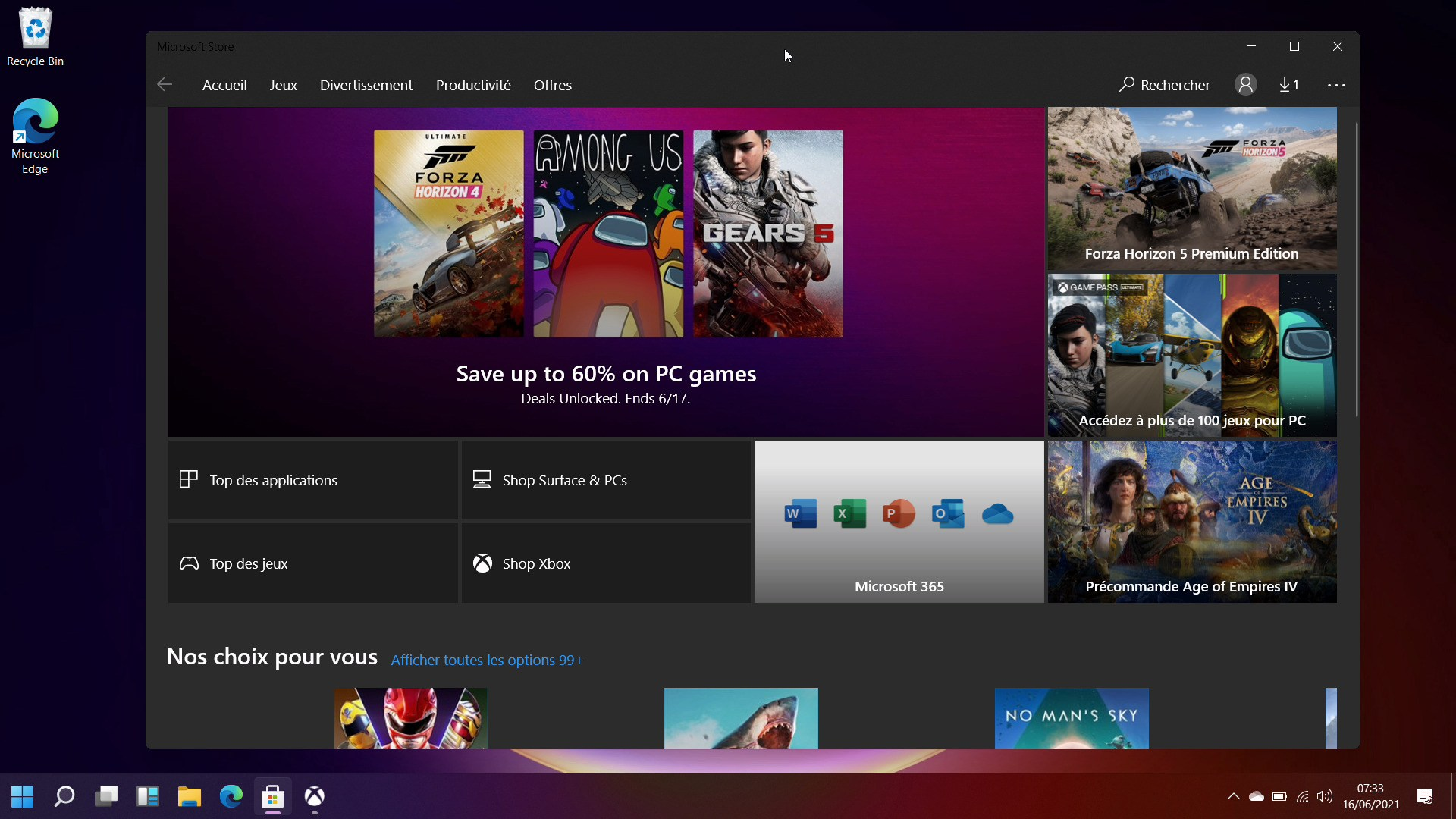 Windows 11 : Microsoft confirme l'authenticité de la préversion leakée