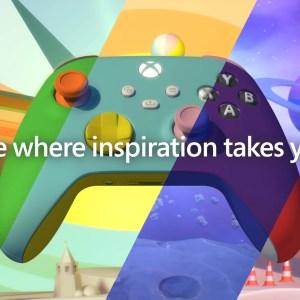 Xbox Design Lab : la meilleure manette de jeu se fait désormais sur mesure