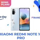Prix canon pendant le Prime Day pour l'excellent Xiaomi Redmi Note 10 Pro